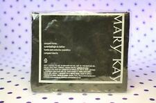 Mary Kay Lot of 3 Soft Black COMPACT COVERS Fits Regular Mineral Compacts NEW