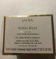 Jafra Royal Jelly Eye Concentrate Capsules with Sirtuin Activator,Skin Care