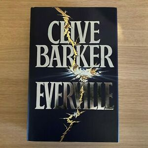 Everville by Clive Barker – signed and numbered hardback UK first edition – 1994