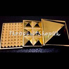 3D ASHTADHATU MERU 3 PLATES 91 PIRAMID YANTRA VASTU HOUSE ENERGY BALANCE MAGICAL