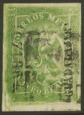 aj46 Mexico #24a t-2 4R Guadalajara 167.1864 Sz 292 VF Est $60-100 Beauty