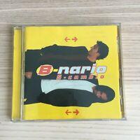 B-NARIO _ S-Cambio _ CD Album PROMO - 1998 CGD EW