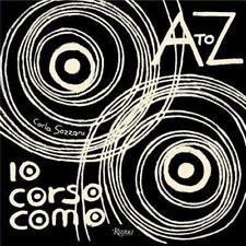 10 Corso Como: A To Z: By Carla Sozzani-  Rizzoli New York Book
