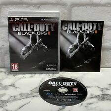 Call Of Duty Black Ops II (2) PS3 Mint Game Disc Free Fast UK Postage