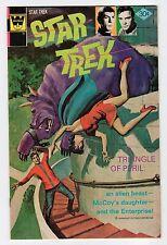 Gold Key Star Trek #40 1976 Vg/Fn Vintage Comic
