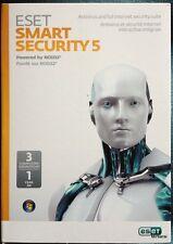 ESET Smart Security 5 - 3 PCs Free Upgrade to ESET Internet Security 2018