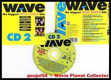 """WAVE """"Biggest New Wave Hits CD2"""" (CD) 1996"""