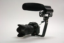 Pro VM XL-2 HD DSLR video mic for Nikon D7100 D800 D600 D3200 D7000 D5100 D5200