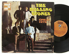 Rolling Stones        Great Hits       Decca          VG+  # W