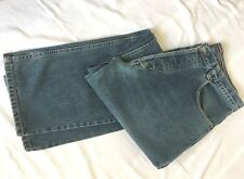 Next  jeans 32 / 34 w x 28 L Button Fly In Great condition 100% Cotton