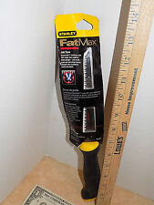 Stanley Drywall Jab Saw Sharp Tip Hardened Blade Curved Handle Special Teeth NEW
