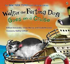 Walter the Farting Dog Goes on a Cruise-ExLibrary
