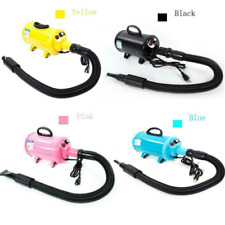 2800W Portable Dog Cat Pet Hair Grooming Dryer Blow Blaster Hairdryer 4 Colors