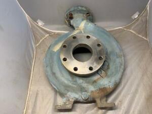 Goulds 3196 Pump Casing 4x3-13 Material: CF8M Casting#: 54264