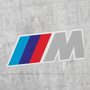 BMW M3 Sticker Vinyl Decal Laptop Bottle Car Window Logo Emblem Racing M5