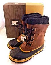 NIB SOREL Pac T 1203451 Waterproof Snow Boot Men's Size 10.5 D (US) RETAIL $140