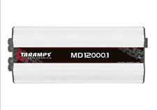 Taramps Md12000.1 Amplifier Class D .5-Ohm Mono Md12000 Free Same Day Shipping