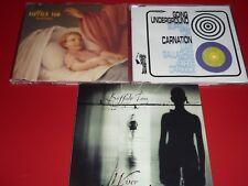 3 BUFFALO TOM CDS - VELVET ROOF / WISER / GOING UNDERGROUND - ALL UNPLAYED