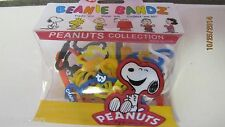 TY Beanie Bands Peanuts Collection rubberbands bracelets Snoopy Charlie Brown