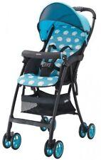 Poussettes, systèmes combinés et accessoires de promenade bleus pour bébé