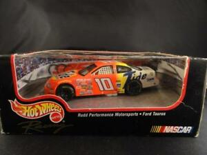 MATTEL HOT WHEELS RACING #10 TIDE FORD TAURUS RICKY RUDD 1:43 SCALE DIE CAST NIB