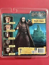 Neca Harry Potter Order Of The Phoenix Series 2 Death Eater Silver Mask New NIB