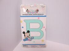 Vintage Borden Disney Babies Nursery Decorative Wall Border Mickey Mouse Minnie