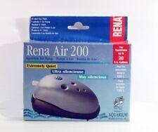 Rena Air 200 Aquarium Air Pump - NOS - Brand New