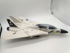 Vintage Hasbro Flying Fighters 1989 F-14 Navy Tomcat Jet