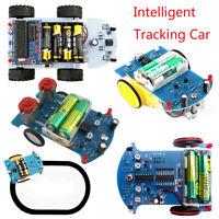 Intelligente Verfolgung Smart Car DIY Kit Hindernisvermeidung Tracking Suite
