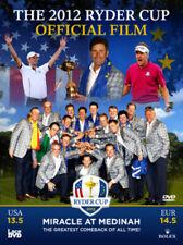 Ryder Cup: 2012 - Official Film - 39th Ryder Cup DVD (2012) Davis Love III cert