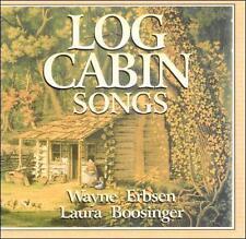 Laura Boosinger : Log Cabin Songs CD