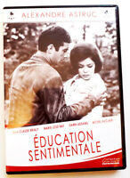 L'éducation sentimentale - Alexandre ASTRUC - dvd très bon état