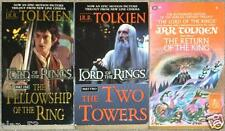 MIX & MATCH ~ THE LORD OF THE RINGS Tolkien USED LOT 22 ~ PB SET