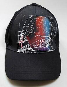 Darth Vader/Imperial Logo - Kids/Youth Black Ball Hat/Cap - Disney/Star Wars