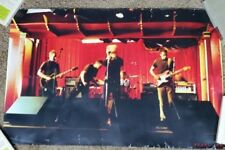 Pearl Jam 22x34 Poster Band Red Black Rare Danny Clinch 2003 Riot Act