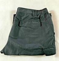 Kathmandu Grey Trail Hiking Shorts/Removable Pants XXL Anti Mosquito