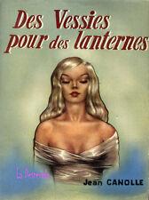 Aslan : première couverture de roman policier illustrèe par Aslan 1954. 12,50 €