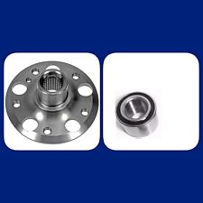 1 FRONT WHEEL HUB &BEARING FOR MERCEDES S350 S550 AWD 4MATIC SHIP 2-3DAY RECEIVE
