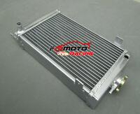 3 ROWS 56mm ALUMINUM RACING RADIATOR FOR GAS SHIFTER KART/GO KART