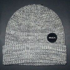 MENS RVCA BEANIE HAT CAP ONE SIZE