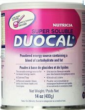 New listing Nutricia Duocal Super Soluble Powder, Weight gain nutrition