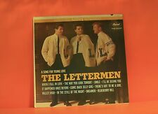 LETTERMEN - A SONG FOR YOUNG LOVE - CAPITOL VG+ *BUY 1 LP GET 1 LP FREE* Z