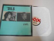 LP Punk The Dils - Live ! (14 Song) TRIPLE X REC / US