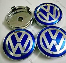 Volswagen TOUAREG centre de roue jante 76 mm Logo Jante  NEUF vendu à l/'unité