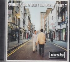 Oasis What's The Story Morning Glory? CD FASTPOST