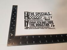 The Specials - Aftershow Party - Dogstar - 8th May 09