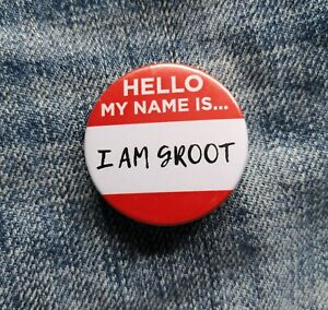 I Am Groot Pin Badge - 38/58/77mm - Guardians of the Galaxy Baby Groot Avengers