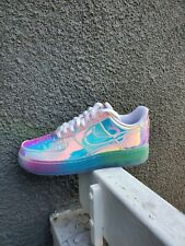 Nike Air Force 1 Low Iridescent iD Chrome MCA Travis by you 9 8 vintage 06 95 96