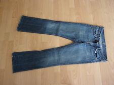 7 for all mankind Damen Jeans Hose Gr. W 26 / L 30 Bundw. 74cm. Schrittlänge 77